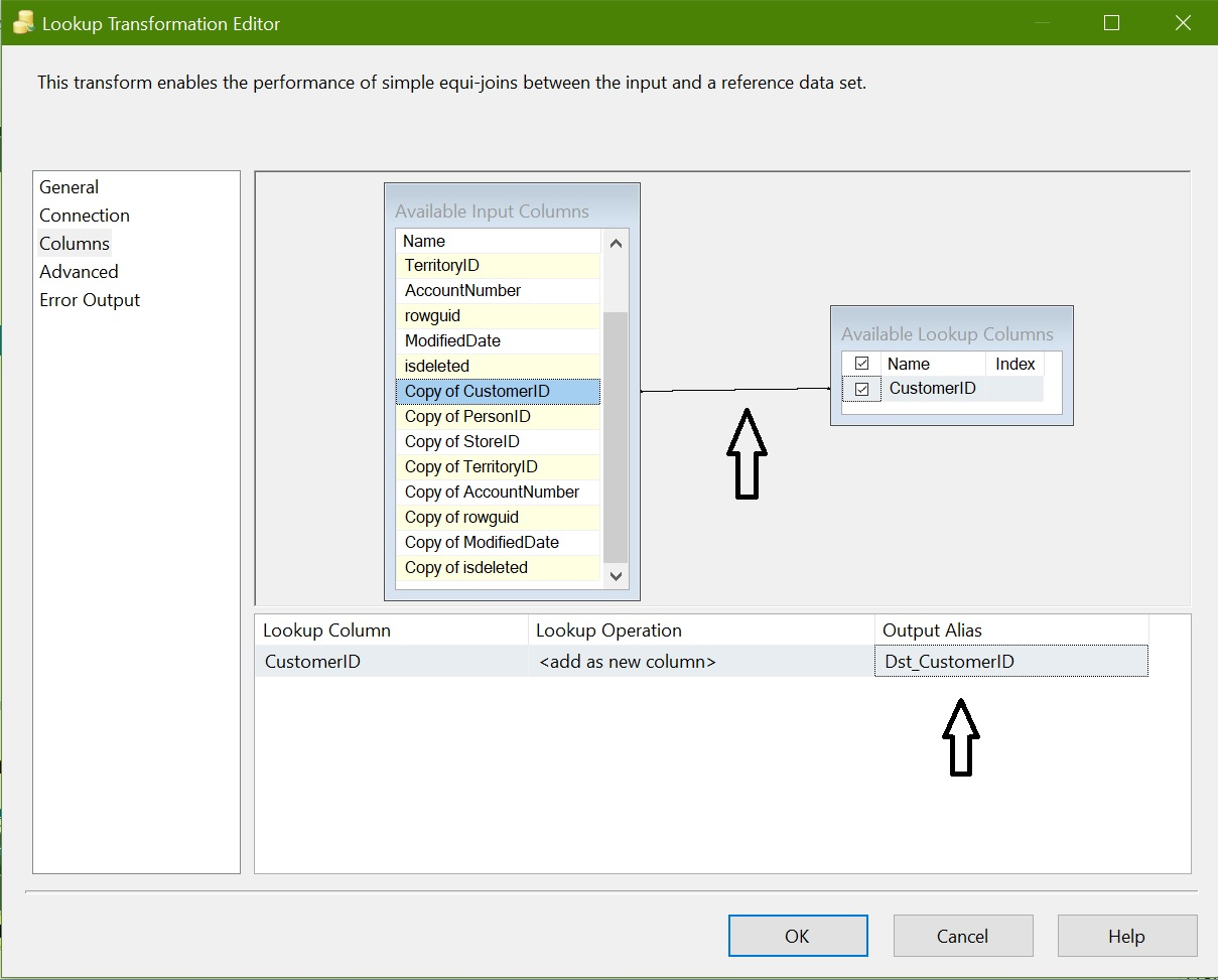 Incremental Load in SSIS with example