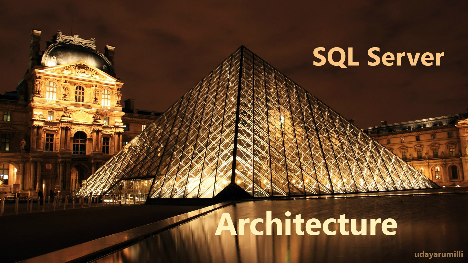 Sql Server Architecture Questions and Answers