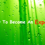 How to become an Expert in your Career