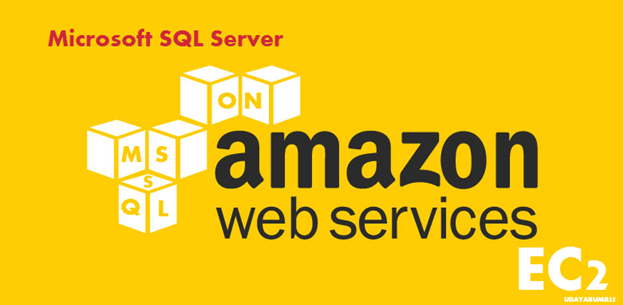 SQL Server on AWS EC2 - 1