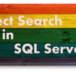 Search for an Object in SQL Server